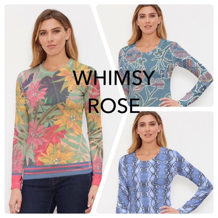 Whimsy Rose
